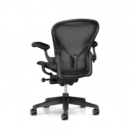 Herman Miller Aeron, (remastered) - Fixed PostureFit support